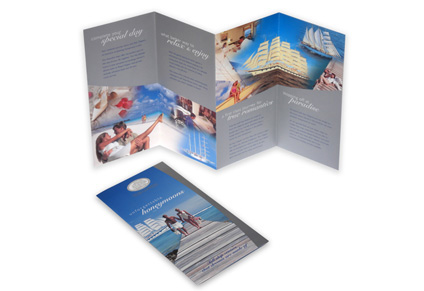 EVOLVE DESIGN CONSULTANTS, design for print, property brochures, booklets, range of leaflets ...